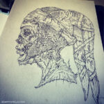 'Aayla Secura' Sketch