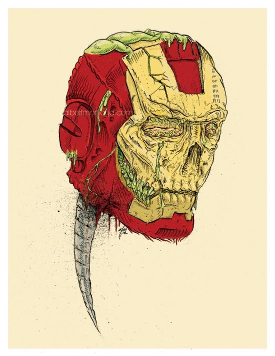 The Death of Iron Man