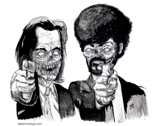 zombie-fiction