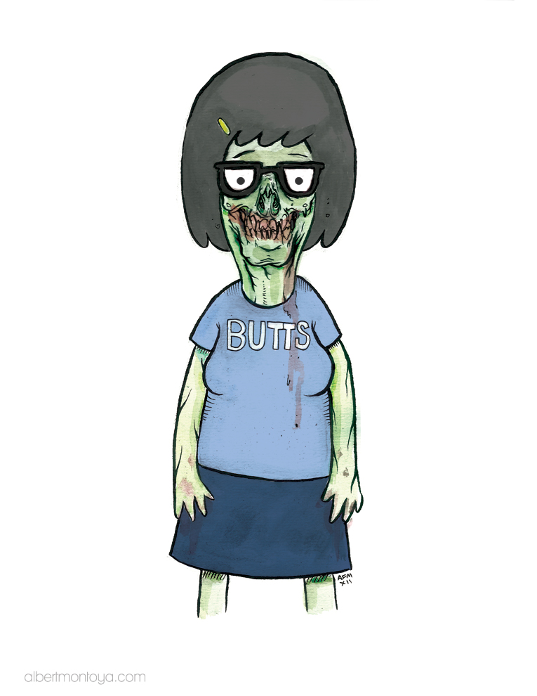 Zombie Tina