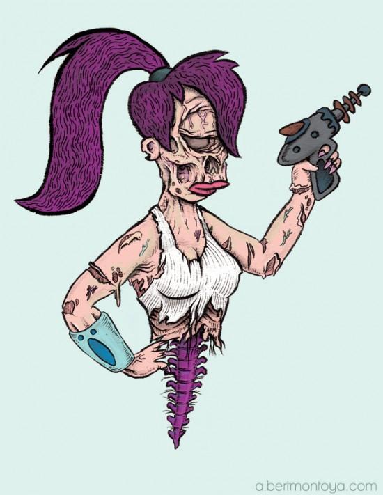 Leela-Zombie