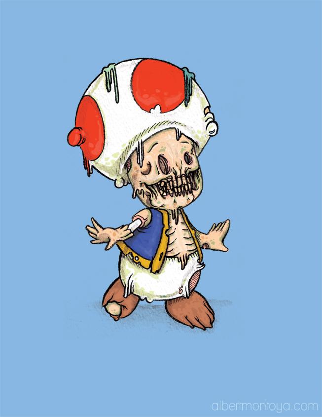 Toadstool-Zombie