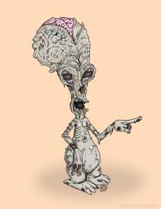 Zombie-Roger