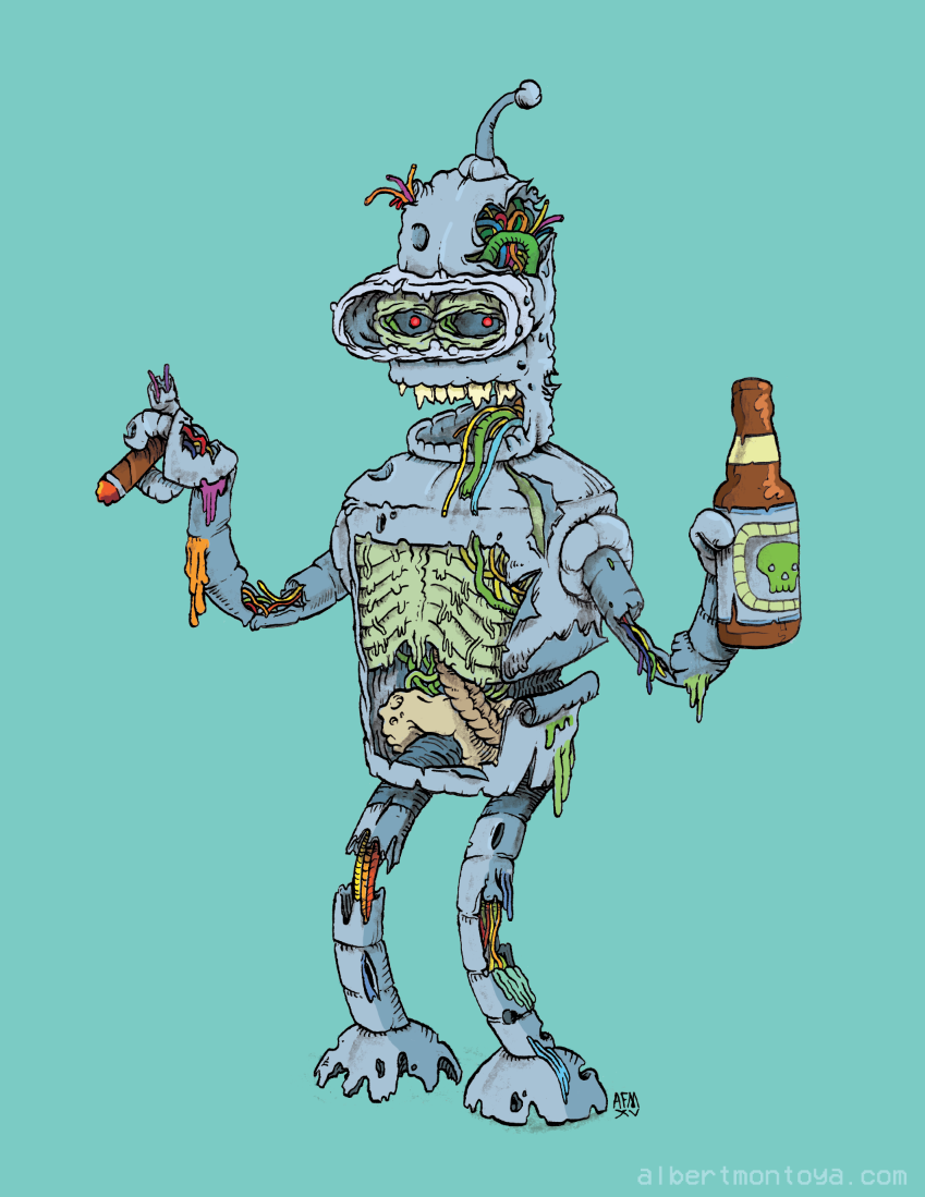 Zombie Bender