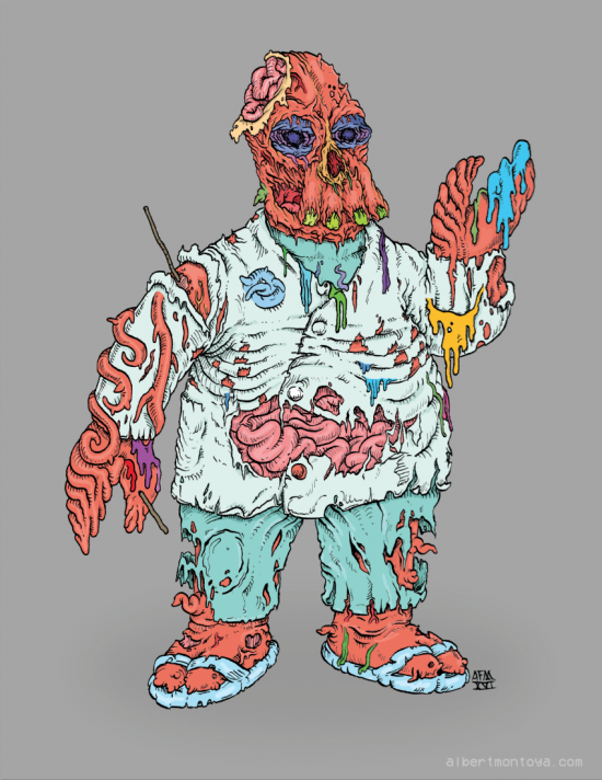 Zoidberg Zombie