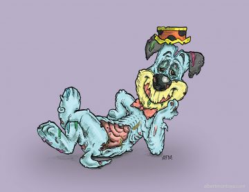 zombie-berry hound